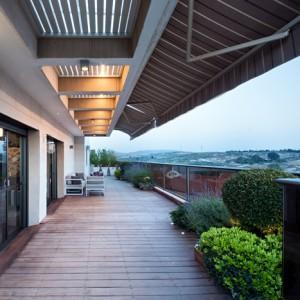 עיצוב גג הבית