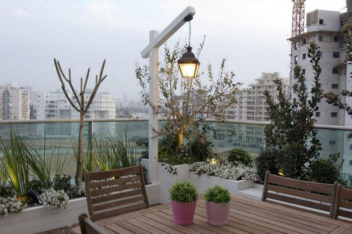 עיצוב גינות בתל אביב