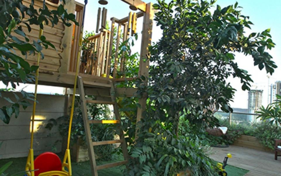 תכנון ועיצוב של גינות גג ברמת גן והסביבה
