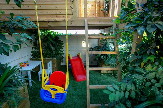 הקמה ועיצוב של גינות גג ברמת גן