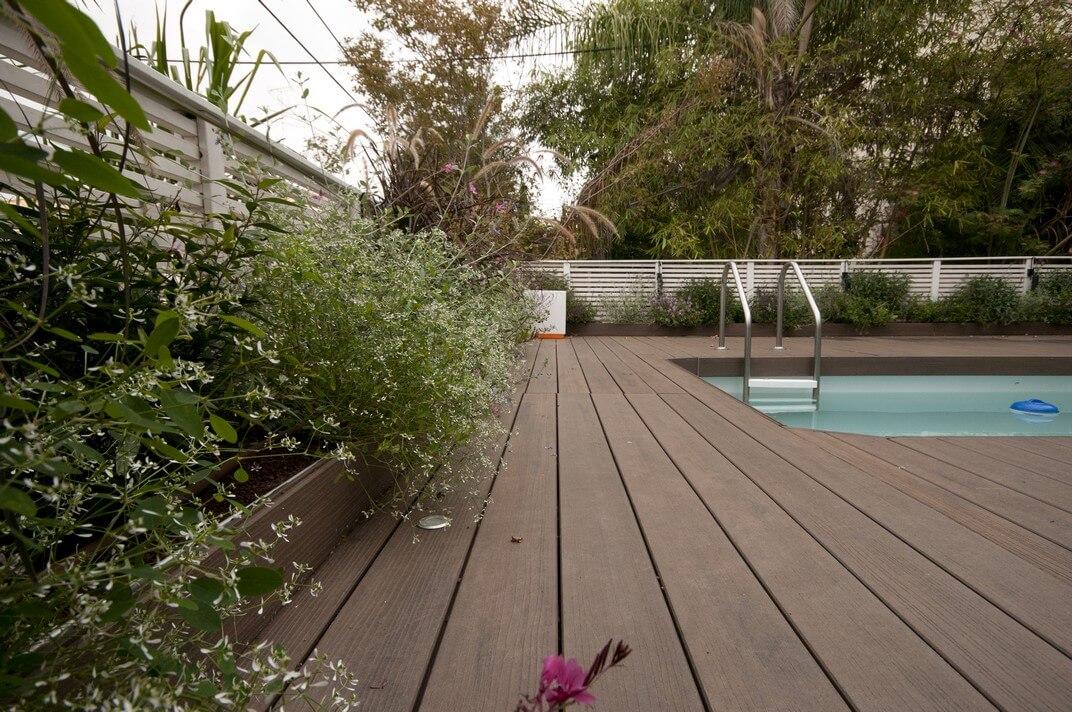 עיצוב הגינה של משפחת כנפי